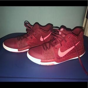 Nike Kyrie Irving 3 basketball sneakers